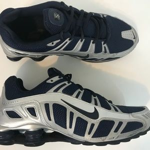 Nike Shox Turbo 3.2 SL Mens Running Shoe SZ 10